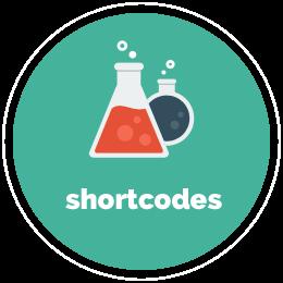 Shortcodes on Respondo