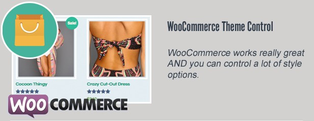 WooCommerce Theme Control