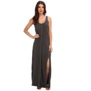 DKNY Jeans Sequin Embellished Maxi Dress