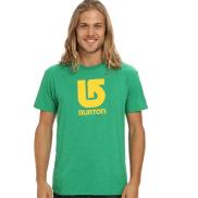 Burton Logo Vertical S/S Tee
