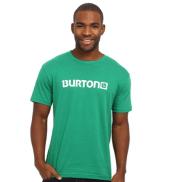 Burton Logo Horizontal S/S Tee